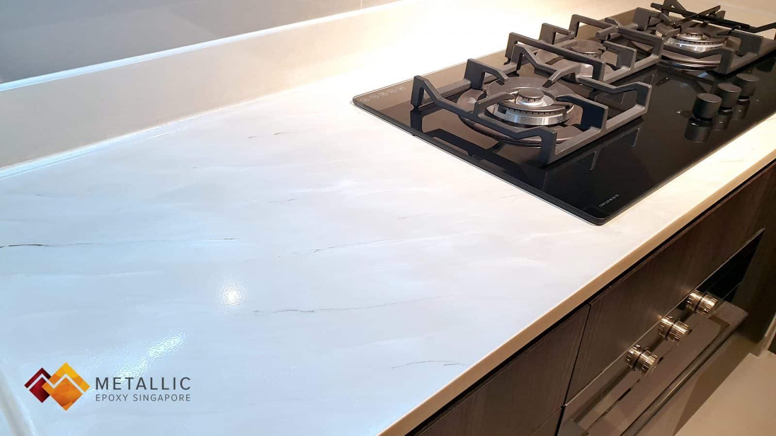 Marble Kitchen Countertop