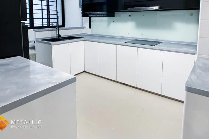 Light Grey Countertop